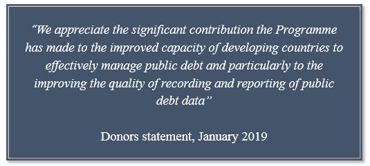 Statement from donors