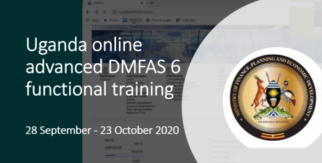 Uganda DMFAS 6 advanced functional training