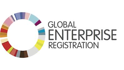 Global enterprise registration