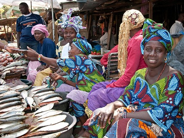 Women in the Gambian Fisheries Sector
