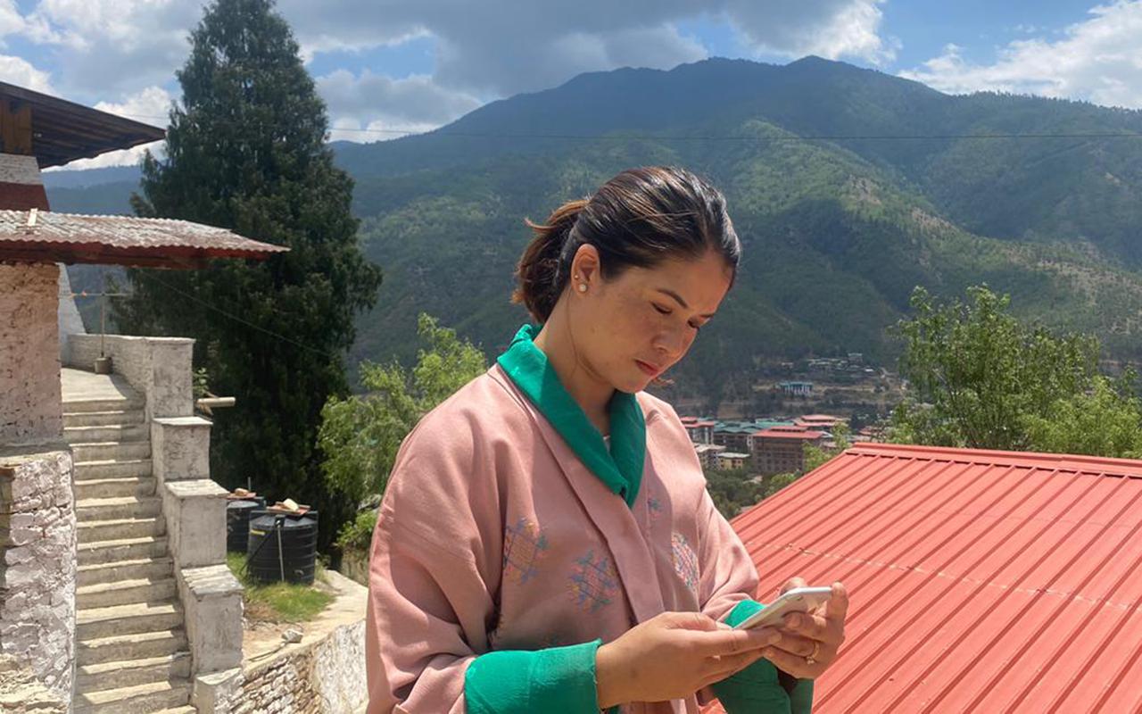 Rajini Tamang