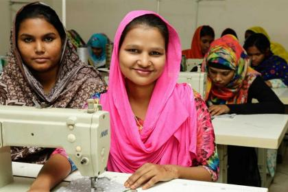 Improving statistics to foster gender equality in trade