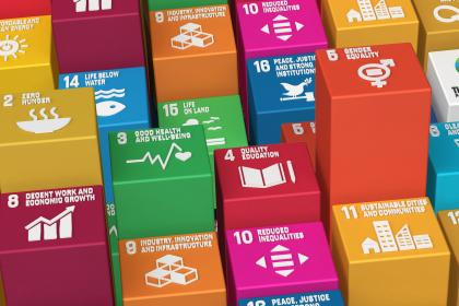 Unprecedented COVID-19 stimulus packages are not being leveraged to accelerate SDG investment