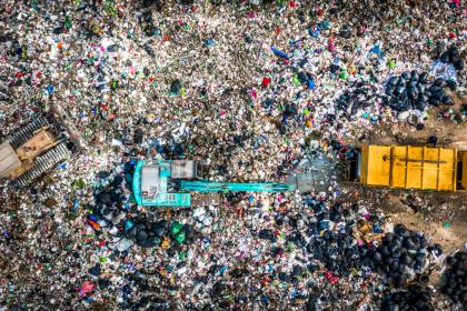 Success of circular economy hinges on better governance of 'waste trade'