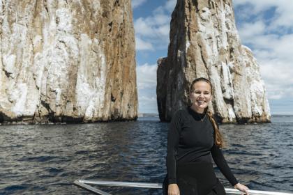 An interview with Dona Bertarelli