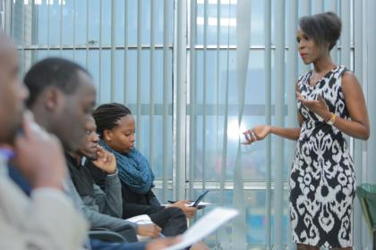 Kenyan youth stake claim to digital jobs, seat at negotiating table