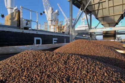 More than 100 countries depend on commodity exports