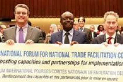 """Make trade facilitation a reality"" - Officials meet at the first UNCTAD-hosted forum to prepare for new global trade facilitation agreement"