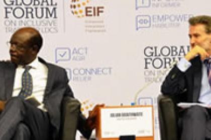 Forum highlights 'inclusive trade' for world's poorest countries