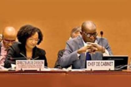 We must resist 'doomsday' scenario for multilateralism, meeting hears