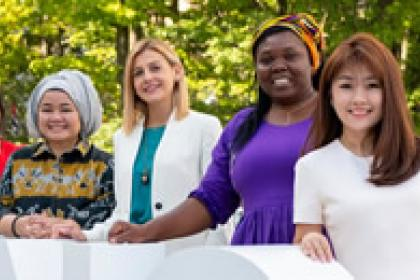 UNCTAD unveils 7 top advocates for women in tech, e-commerce