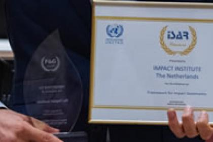 UNCTAD names winners of ISAR Honours 2019