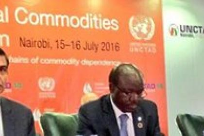 UNCTAD Secretary-General opens Global Commodities and Civil Society Forums