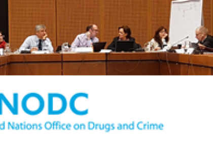 UNODC-UNCTAD Expert Consultation on the SDG Indicator on Illicit financial flows - Vienna, December 12 - 14, 2017