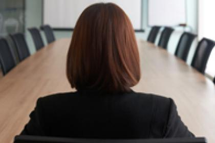 A diplomatic need: Women influencing the negotiation table