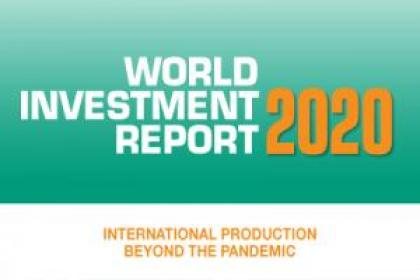 Global foreign direct investment projected to plunge 40% in 2020