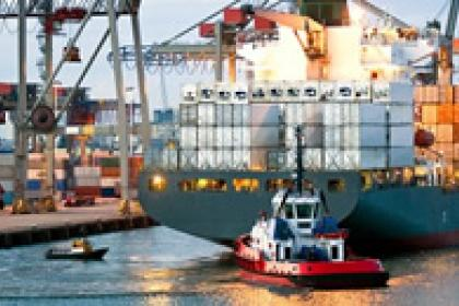 Shipping industry still weighed down by overcapacity
