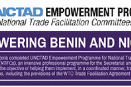 Benin and Nigeria a step closer of implementing the WTO Trade Facilitation Agreement
